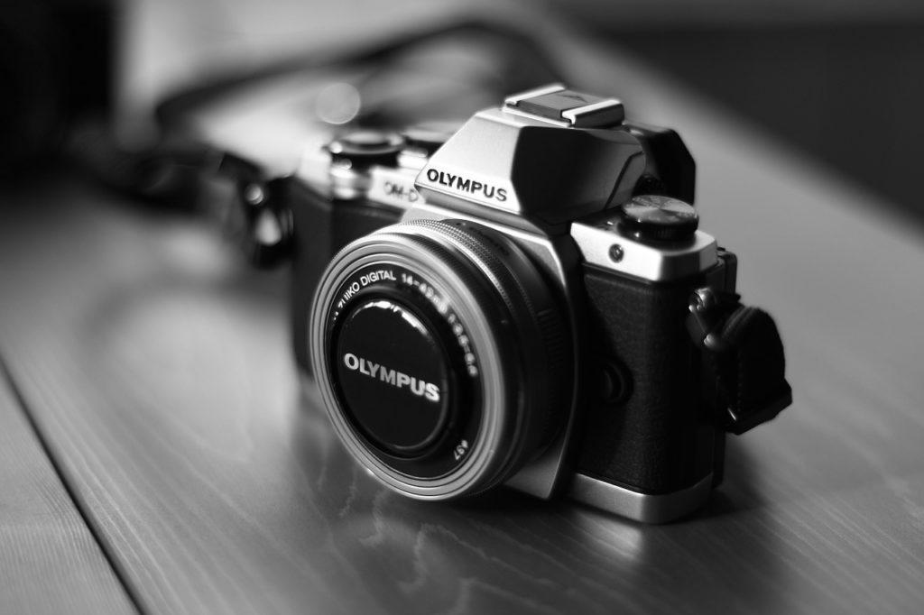 camera, olympus, digital camera