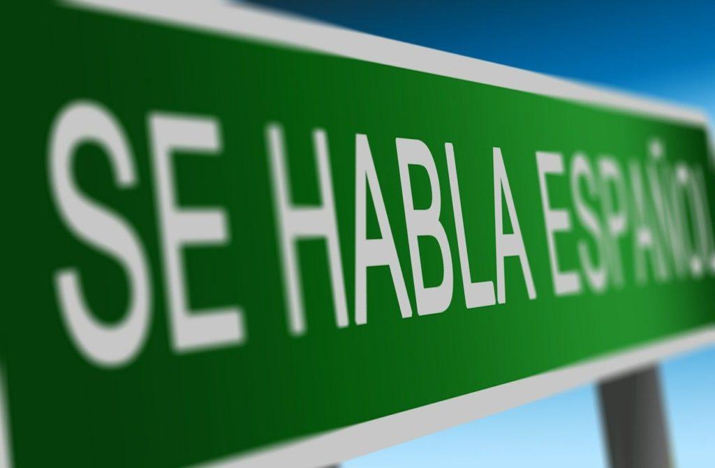 spanish, learn, speech